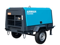 Airman 185cfm Compressor