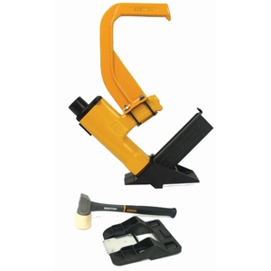 Dewalt Floor Stapler <br> Minimum: 30$ 		24 Hour: $30 		Weekend: 40$  <br>  (add 10% damage Waiver Fee)